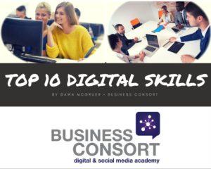 Top 10 Digital Marketing Must Haves Skills 2017