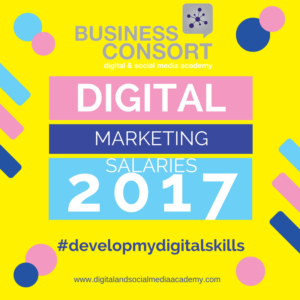 Digital Marketing Salaries 2017 – Trends & Predictions