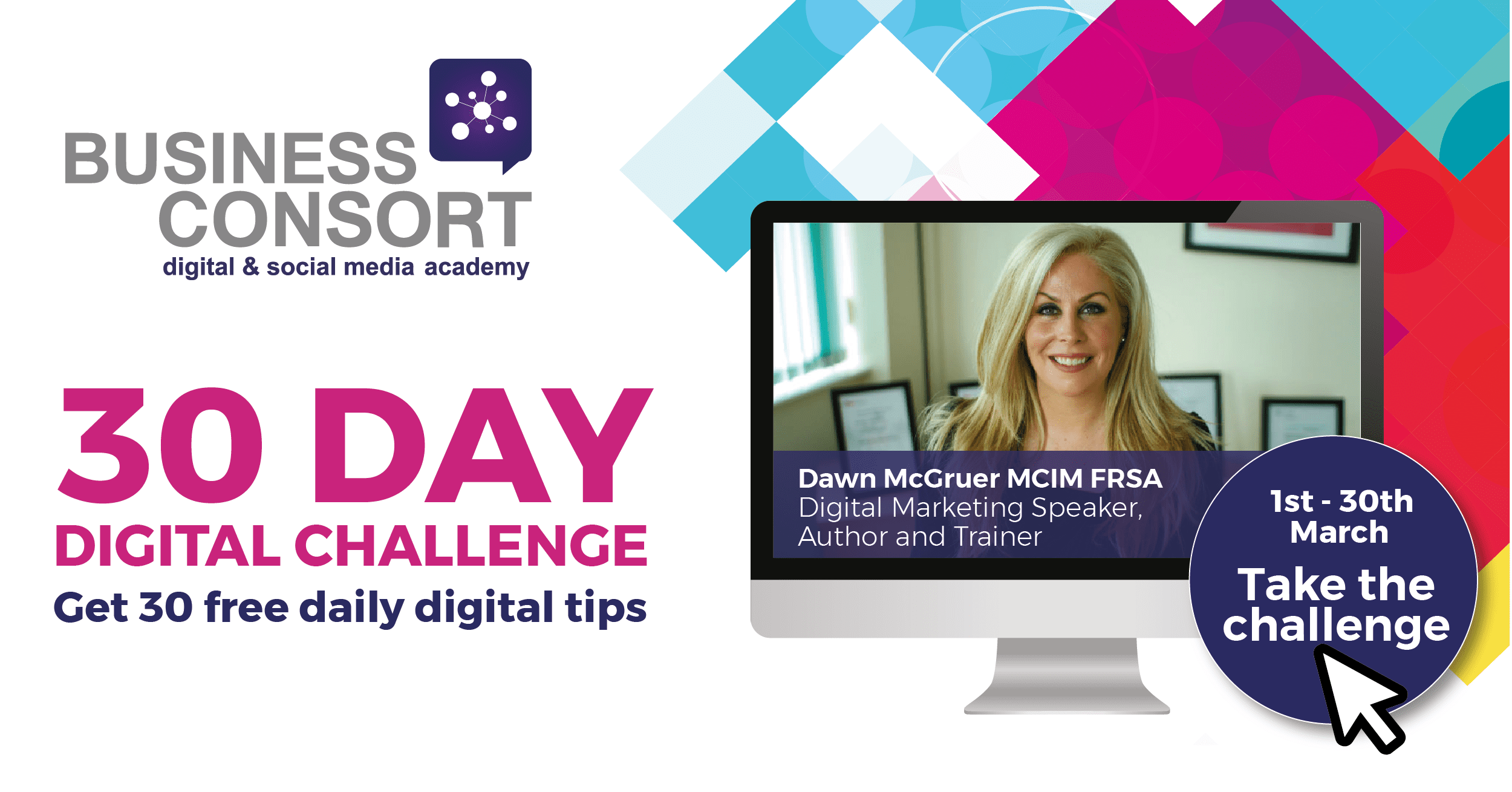 30 day digital challenge