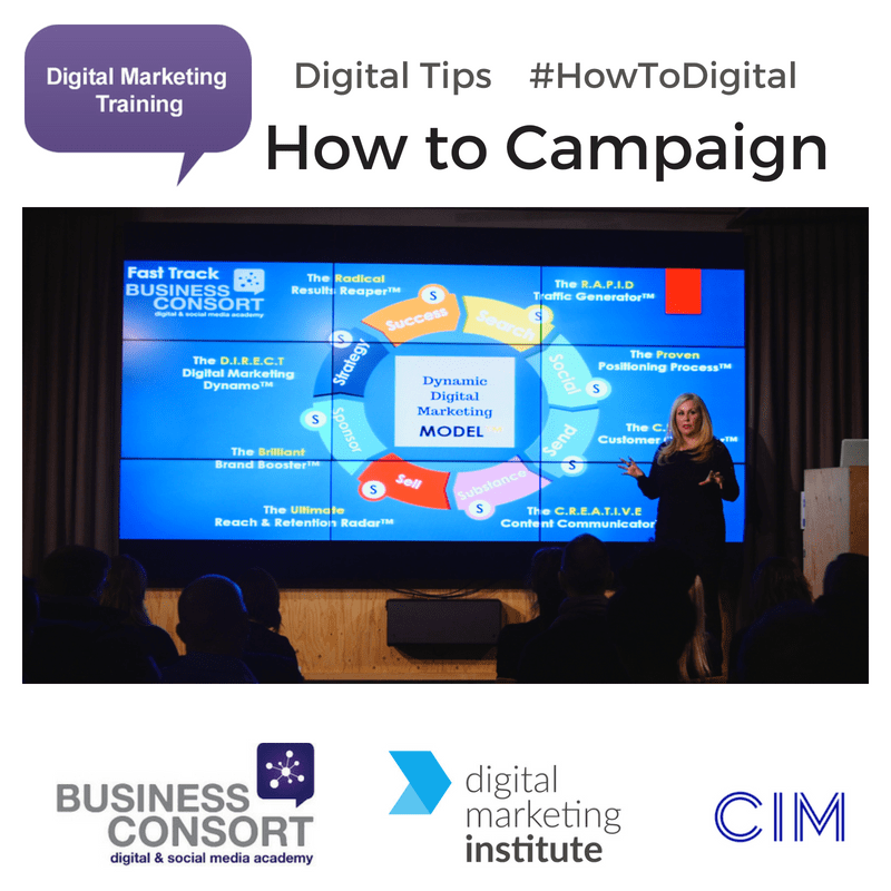 How to create a Digital Marketing Strategy