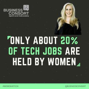 Women in tech and bridging the digital skills gap