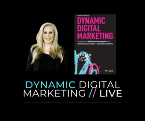 Dynamic Digital Marekting Book Launch