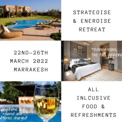 Marrakesh Strategise & Energise Retreat