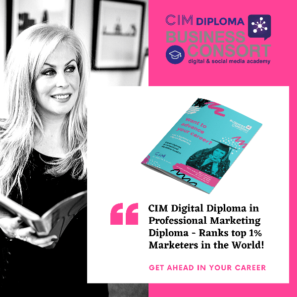 cim diploma with brochure