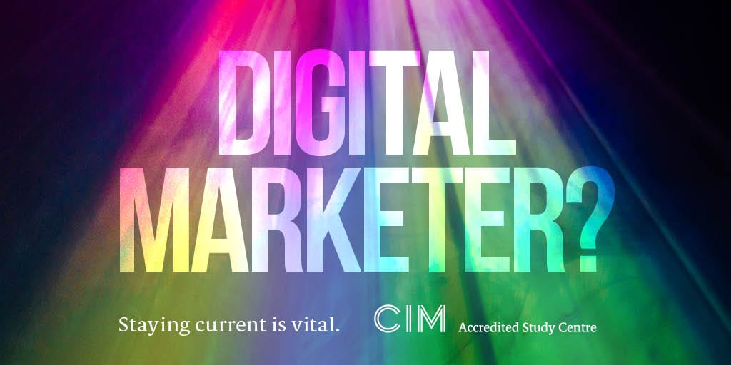 CIM Digital Diploma Discovery Session
