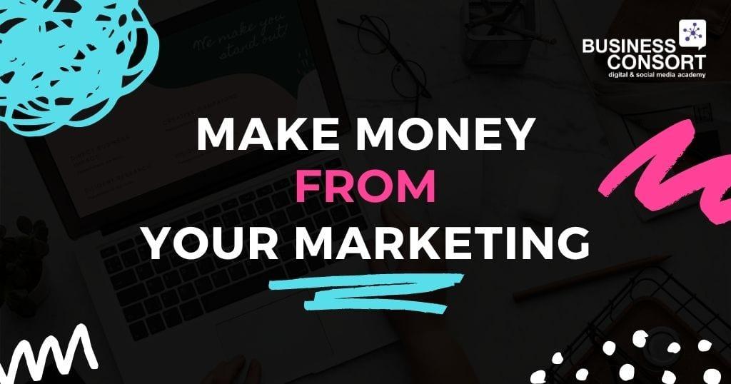 how to make money using digital marketing