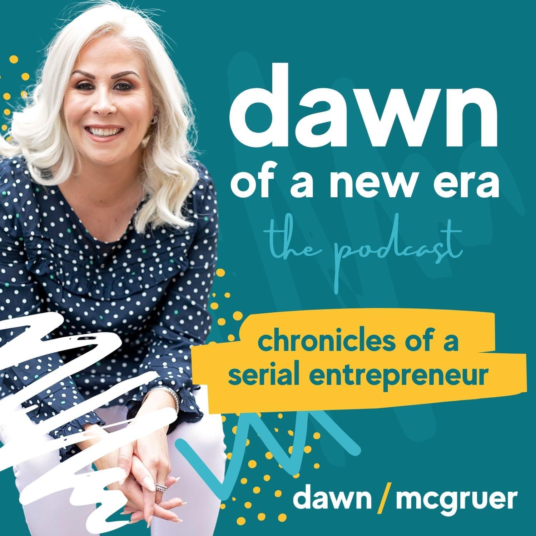 Dawn McGruer - Podcast Artwork