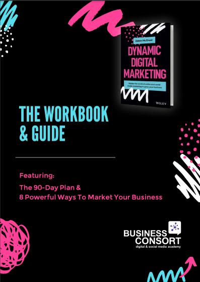 90 Day Planner Workbook